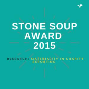STONE SOUP AWARD 2015
